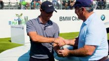 Rory McIlroy makes fan's dream come true by delivering BMW