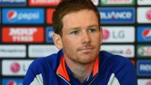 Failure to build on good start cost us  England captain : Eoin Morgan