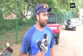 Rohit Sharma expresses excitement over his appointment as Vice Captain