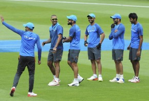 India vs Sri Lanka 2017: Team India practices ahead of first ODI