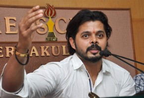 Sreesanth Moves HC To Seek NOC From BCCI