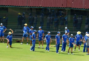 India-Australia series: Team Australia practice ahead of match against India