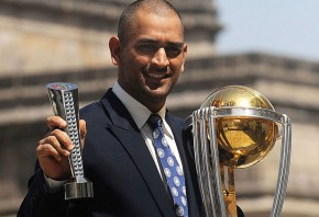 MS Dhoni recommended for Padma Bhushan