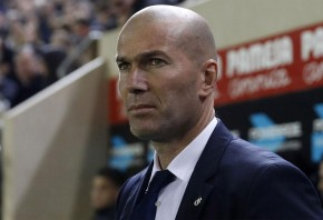 We can't worry about points gap yet - Zidane