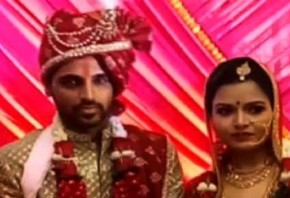 Bhuvneshwar Kumar Ties The Knot With Nupur Nagar