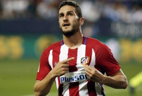 Griezmann back in a good place - Koke