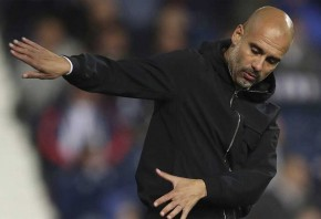 City will not sign another striker - Guardiola