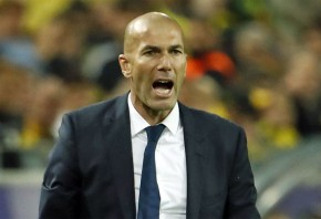 Zidane admits Real have missed Bale