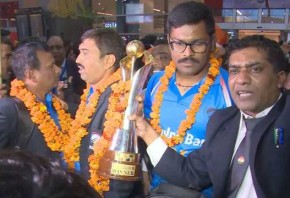 Not Tweets But Want Recognition Blind Cricket Captain Ajay Reddy