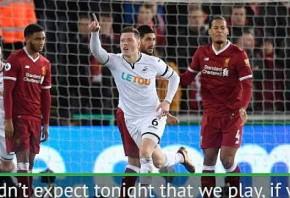Our Swansea performance didn t deserve much - Klopp