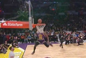 Best of the All Star Dunk contest