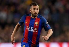 Alba missing absent Iniesta