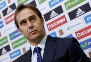 Lopetegui delighted as Spain match Germany in Dusseldorf