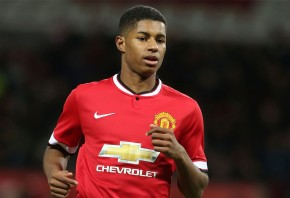 England can now relax into World Cup - Rashford