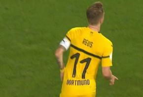 Sancho sets up Reus for dramatic Dortmund winner