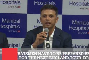 Batsmen Have To Be Prepared Better For The Next England Tour Dravid