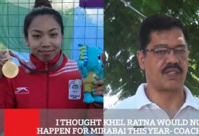 I Thought Khel Ratna Would Not Happen For Mirabai This Year - Coach Vijay