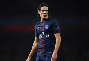 PSG loss to Liverpool says about French League - Cavani