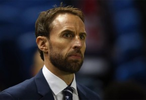 Southgate delighted to see Sterling end international goal drought