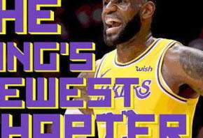LA-Bron James - the King s new chapter