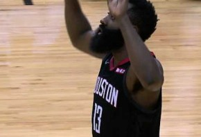 Story of the day - Rockets soar against Blazers with seven hitting double digits