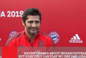 Haven t Heard About Indian Football But Sure They Can Play WC One Day - Lizarazu