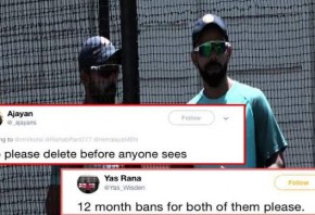 Virat And Pant Get A Dose Of Trolling From Social Media