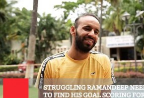 Struggling Ramandeep Needs To Find His Goal Scoring Form