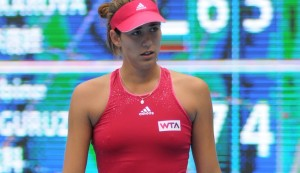 Muguruza pleased to be world number one alongside Nadal