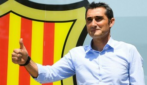 We decided to rest Suarez : Valverde