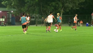 Indian U17 Team Prepare For Their Last Battle Against Ghana