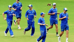 Australian cricketers relishing Ashes rivalry