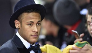 Neymar storms out of mixzone