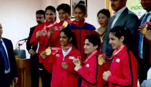 Don't Know The Next Marykom But They All Are Talented - Mary kom