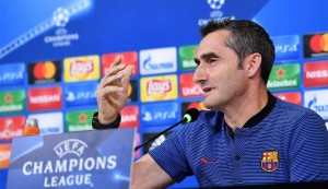 Valverde surprised, but not concerned, by Dembele setback