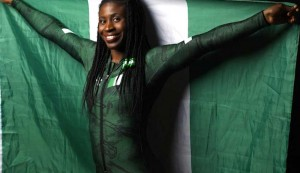 Nigerian slider hopes she's redefined perceptions
