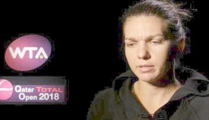 'It's not easy, but I have to' - Halep frustrated by Doha withdrawal
