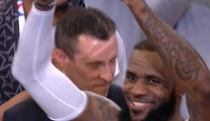 Story of the Day - LeBron shines to pick up All-Star MVP