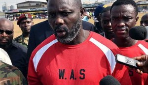 Sport has the power to change - President Weah