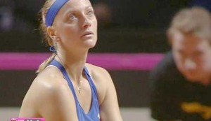 Fed Cup: Highlights from day one of the semifinals