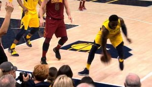 Play of the Day - Oladipo's between-the-legs skill sets up Bogdanovic