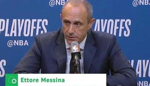 Messina proud of Spurs' reaction to Popovich's wife's death