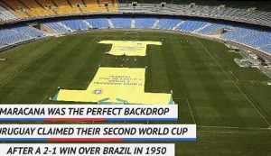 On This Day - Uruguay shock Brazil in 1950 final