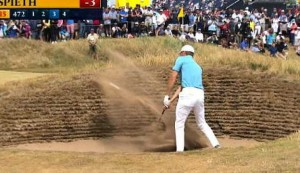 Spieth unravels late on to ruin opening round