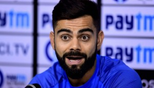 Kohli admits India tempted to play two spinners