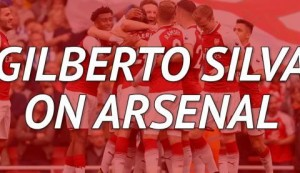It won't be easy for them to win the league - Gilberto Silva on Arsenal