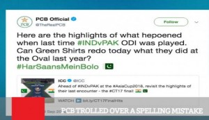 PCB Trolled Over A Spelling Mistake