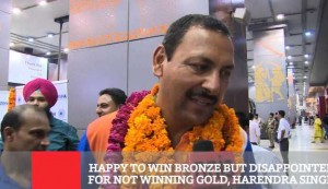 Happy To Win Bronze But Disappointed For Not Winning Gold - Harendra Singh