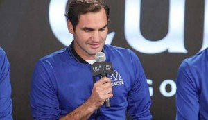 Federer and Djokovic excited for Laver Cup doubles experience