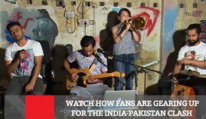 Watch How Fans Are Gearing Up For The India-Pakistan Clash